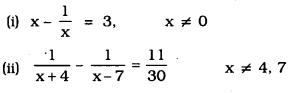 KSEEB SSLC Class 10 Maths Solutions Chapter 10 Quadratic Equations Ex 10.3 13