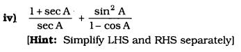 KSEEB SSLC Class 10 Maths Solutions Chapter 11 Introduction to Trigonometry Ex 11.4 16