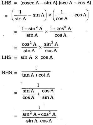 KSEEB SSLC Class 10 Maths Solutions Chapter 11 Introduction to Trigonometry Ex 11.4 29
