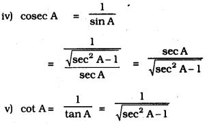KSEEB SSLC Class 10 Maths Solutions Chapter 11 Introduction to Trigonometry Ex 11.4 3
