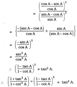 KSEEB SSLC Class 10 Maths Solutions Chapter 11 Introduction to Trigonometry Ex 11.4 32