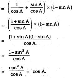 KSEEB SSLC Class 10 Maths Solutions Chapter 11 Introduction to Trigonometry Ex 11.4 7