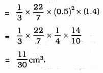 KSEEB SSLC Class 10 Maths Solutions Chapter 15 Surface Areas and Volumes Ex 15.2 Q 4.1