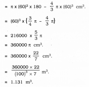 KSEEB SSLC Class 10 Maths Solutions Chapter 15 Surface Areas and Volumes Ex 15.2 Q 7.2