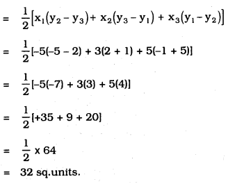 KSEEB SSLC Class 10 Maths Solutions Chapter 7 Coordinate Geometry Ex 7.3 2