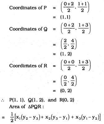 KSEEB SSLC Class 10 Maths Solutions Chapter 7 Coordinate Geometry Ex 7.3 6