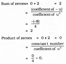 KSEEB SSLC Class 10 Maths Solutions Chapter 9 Polynomials Ex 9.2 4