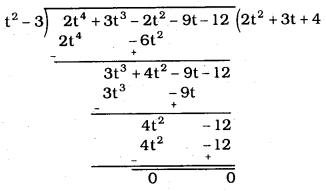 KSEEB SSLC Class 10 Maths Solutions Chapter 9 Polynomials Ex 9.3 4
