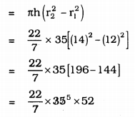 KSEEB Solutions for Class 9 Maths Chapter 13 Surface Area and Volumes Ex 13.6 Q 2.1