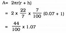 KSEEB Solutions for Class 9 Maths Chapter 13 Surface Area and Volumes Ex 13.6 Q 6.2