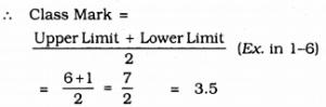 KSEEB Solutions for Class 9 Maths Chapter 14 Statistics Ex 14.3 Q 7.1