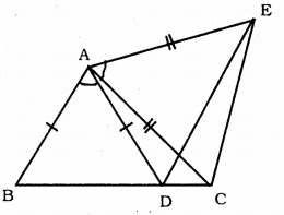KSEEB Solutions for Class 9 Maths Chapter 5 Triangles Ex 5.1 6