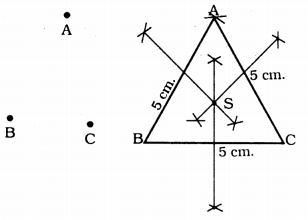 KSEEB Solutions for Class 9 Maths Chapter 5 Triangles Ex 5.5 3