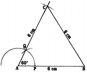 KSEEB Solutions for Class 9 Maths Chapter 6 Constructions Ex 6.1 9