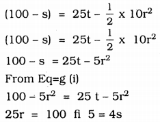 KSSEB Solutions for Class 9 Science Chapter 10 Gravitation 10