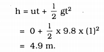 KSSEB Solutions for Class 9 Science Chapter 10 Gravitation 11