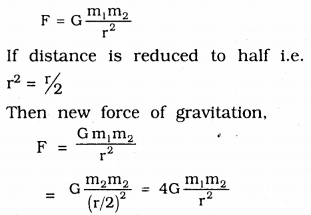 KSSEB Solutions for Class 9 Science Chapter 10 Gravitation 3
