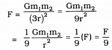 KSSEB Solutions for Class 9 Science Chapter 10 Gravitation 5
