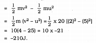 KSSEB Solutions for Class 9 Science Chapter 11 Work and Energy 2