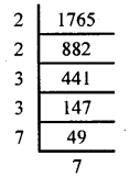 KSEEB Solutions for Class 8 Maths Chapter 5 Squares, Square Roots, Cubes, Cube Roots Ex 5.4 7