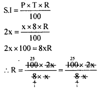 KSEEB Solutions for Class 8 Maths Chapter 9 Commercial Arithmetic Ex. 9.5 5
