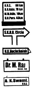 KSEEB Solutions for Class 9 Hindi वल्लरी Chapter 16 पूर्वाक्षर का पूर्वाग्रह 1