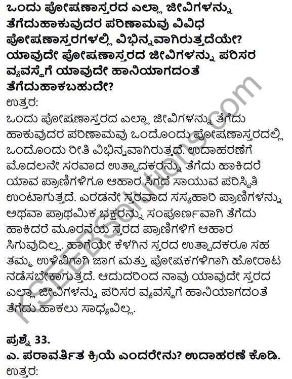 Karnataka SSLC Science Model Question Paper 1 in Kannada Medium - 21