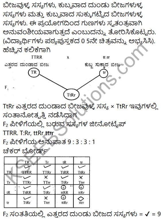 Karnataka SSLC Science Model Question Paper 3 in Kannada Medium - 15