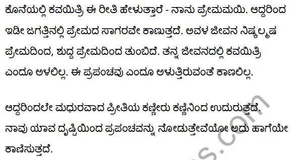उल्लास Summary in Kannada 2