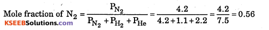 1st PUC Chemistry Question Bank Chapter 5 States of Matter - 28