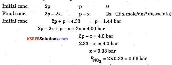 1st PUC Chemistry Question Bank Chapter 5 States of Matter - 7
