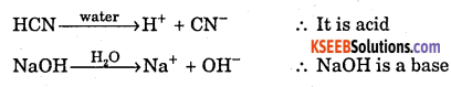 1st PUC Chemistry Question Bank Chapter 7 Equilibrium - 12