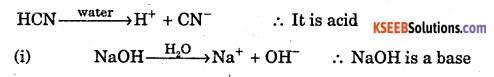 1st PUC Chemistry Question Bank Chapter 7 Equilibrium - 21