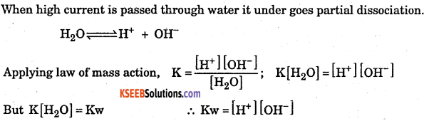 1st PUC Chemistry Question Bank Chapter 7 Equilibrium - 26