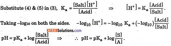 1st PUC Chemistry Question Bank Chapter 7 Equilibrium - 33