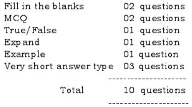 Karnataka 1st PUC Accountancy Question Bank with Answers 3