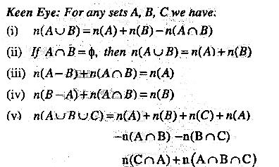 1st PUC Maths Question Bank Chapter 1 Sets 11