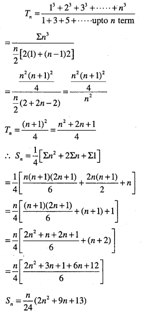 1st PUC Maths Question Bank Chapter 9 Sequences and Series 101