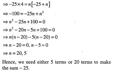 1st PUC Maths Question Bank Chapter 9 Sequences and Series 13