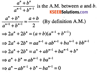 1st PUC Maths Question Bank Chapter 9 Sequences and Series 23