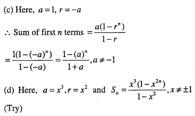 1st PUC Maths Question Bank Chapter 9 Sequences and Series 36