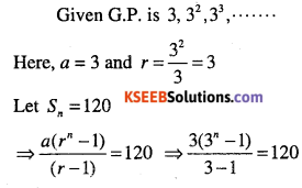 1st PUC Maths Question Bank Chapter 9 Sequences and Series 39