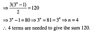 1st PUC Maths Question Bank Chapter 9 Sequences and Series 40