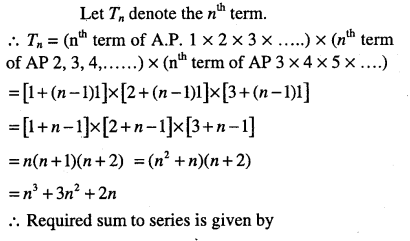 1st PUC Maths Question Bank Chapter 9 Sequences and Series 60