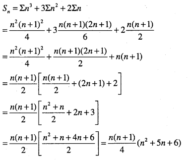1st PUC Maths Question Bank Chapter 9 Sequences and Series 61