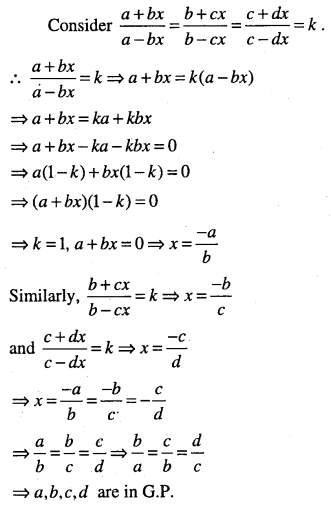 1st PUC Maths Question Bank Chapter 9 Sequences and Series 86