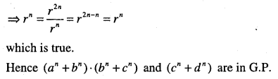 1st PUC Maths Question Bank Chapter 9 Sequences and Series 91