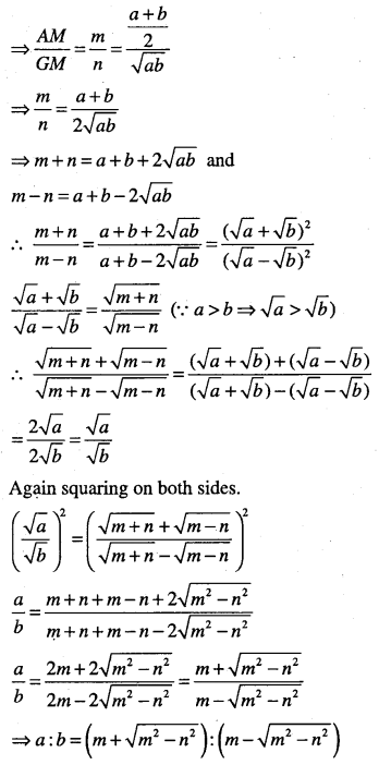 1st PUC Maths Question Bank Chapter 9 Sequences and Series 93