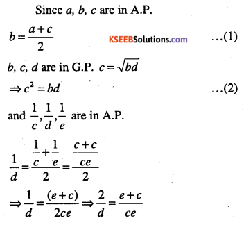 1st PUC Maths Question Bank Chapter 9 Sequences and Series 94