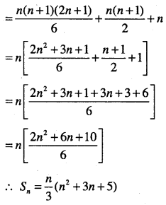 1st PUC Maths Question Bank Chapter 9 Sequences and Series 99